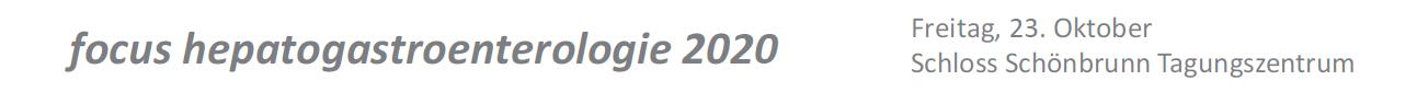 Focus Hepatogastroenterologie 2020