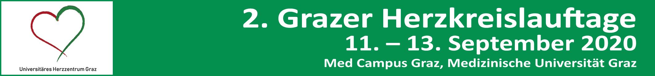 2. Grazer Herzkreislauftage 2020