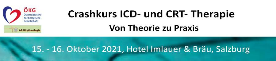 Crashkurs ICD und CRT- Therapie