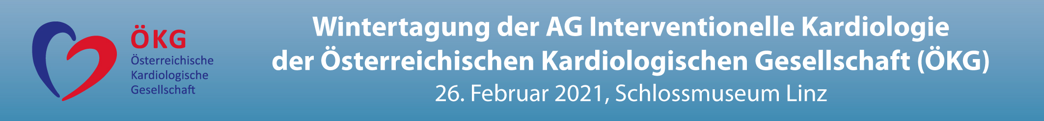 Wintertagung der AG Interventionelle Kardiologie der ÖKG