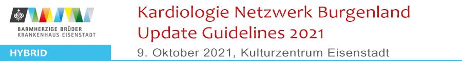 Kardiologie Netzwerk Burgenland – Update Guidelines 2021