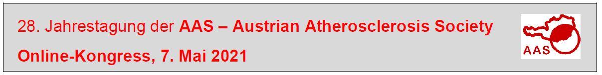 28. Jahrestagung der AAS - Austrian Atherosclerosis Society