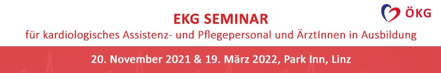 EKG Seminar für kardiologisches Assistenz- und