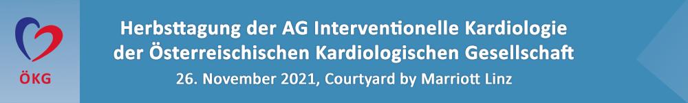 Herbsttagung der AG Interventionelle Kardiologie der ÖKG