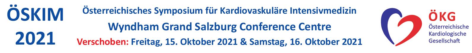 Österreichisches Symposium für Kardiovaskuläre Intensivmedizin 2021