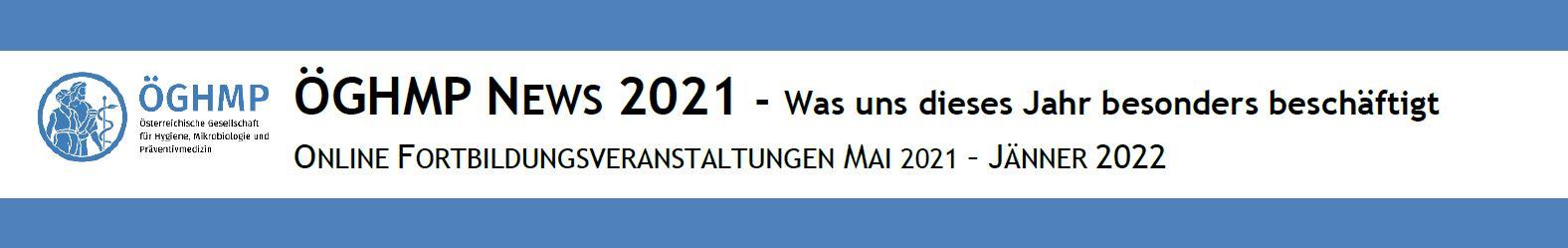 ÖGHMP News 2021/22